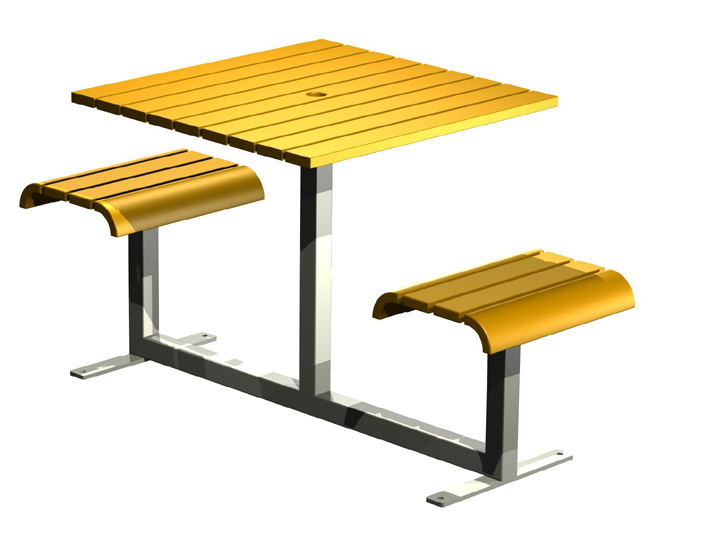 Recycle Design - Infinity Patio Series Commercial Site Furnishings